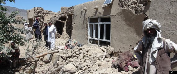 NATO strike kills 2 civiliansin Afghanistan