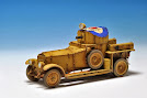"""British Armoured Car"" 1/35"