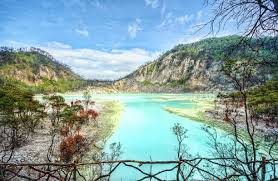 Rute Perjalanan Tempat Wisata Kawah Putih Ciwidey Bandung