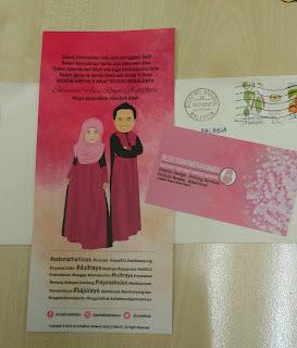 Kad raya Dari azhafizah.com