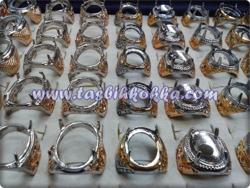 Grosir Ring Rhodium