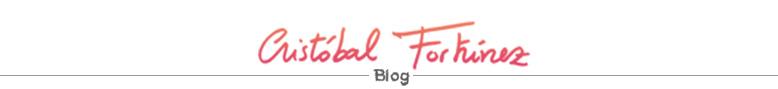 Cristóbal Fortúnez Blog
