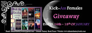 KickA** Females Giveaway