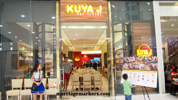 Kuya J Restaurant of Cebu