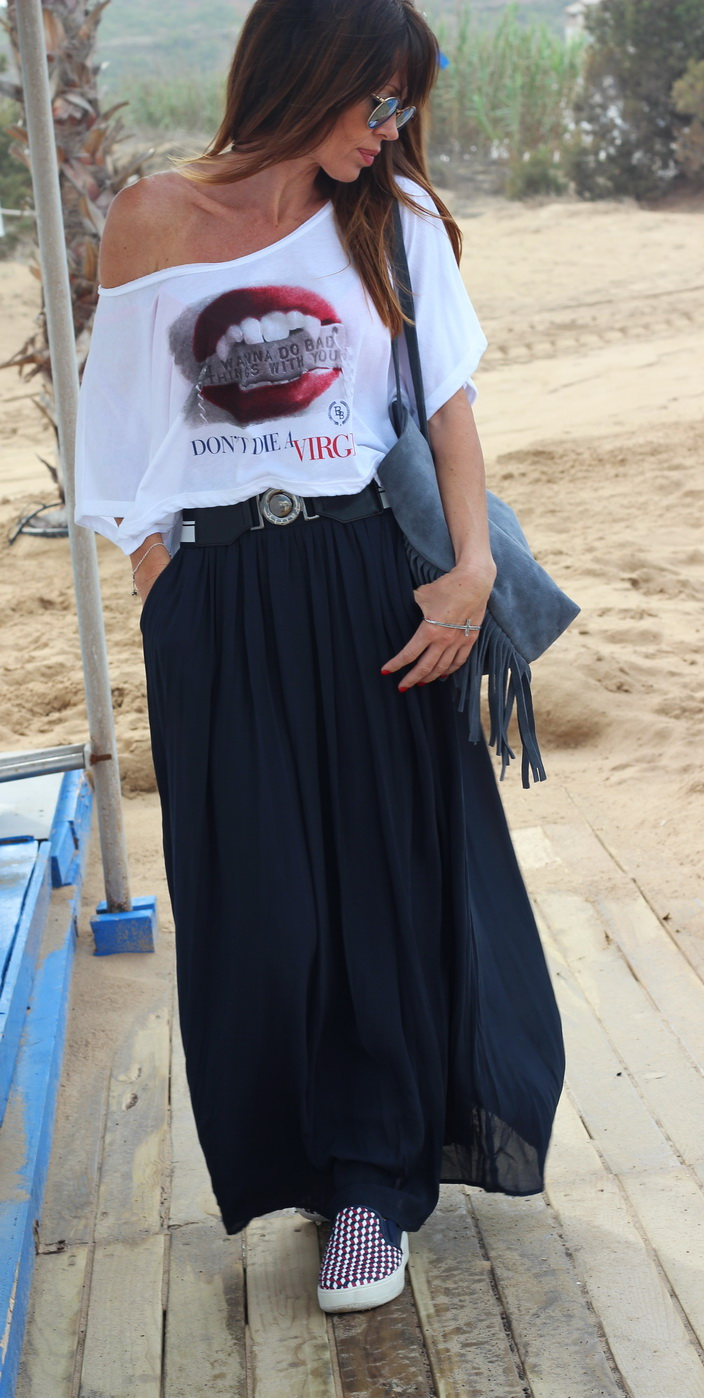 Playa Guardamar - Fashion blogger - boho style - streetstyle - summer 2015