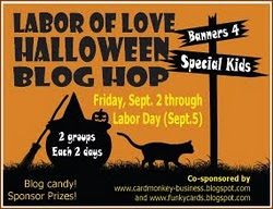 Labor of of Love Halloween Blog Hop