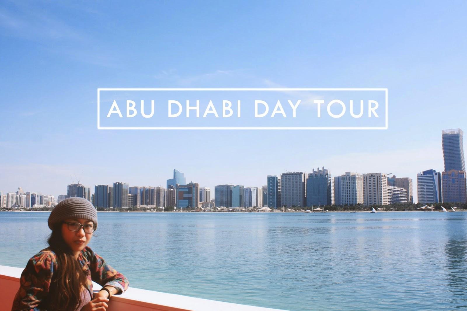 Bus to Abu Dhabi