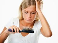 9 Tips Cara Mengatasi Rambut Rontok Anda Secara Alami