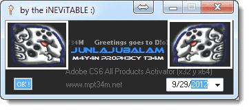 adobe cs6 activation patch