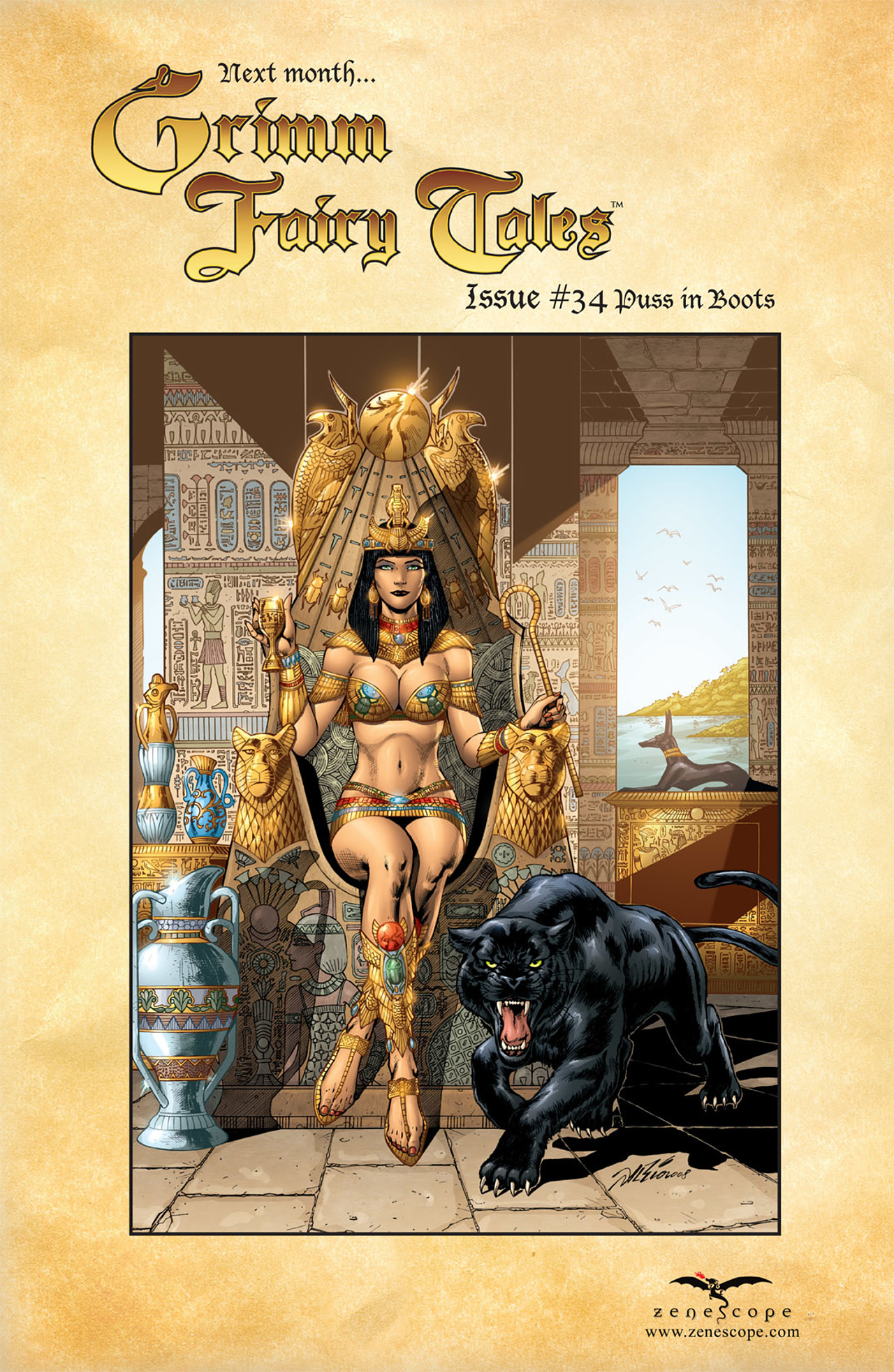 Grimm Fairy Tales (2005) Issue #33 #36 - English 25