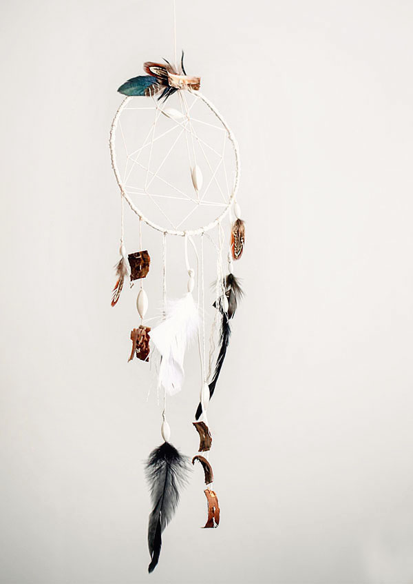 dream catcher made by gretchen gretchen