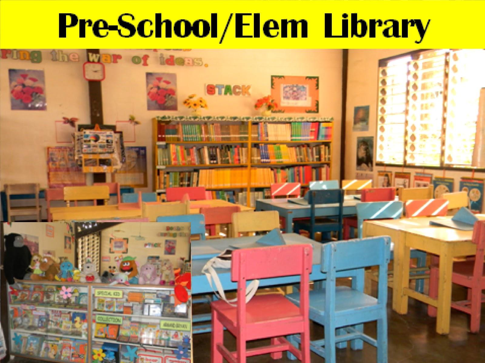 Preschool And Elementary School