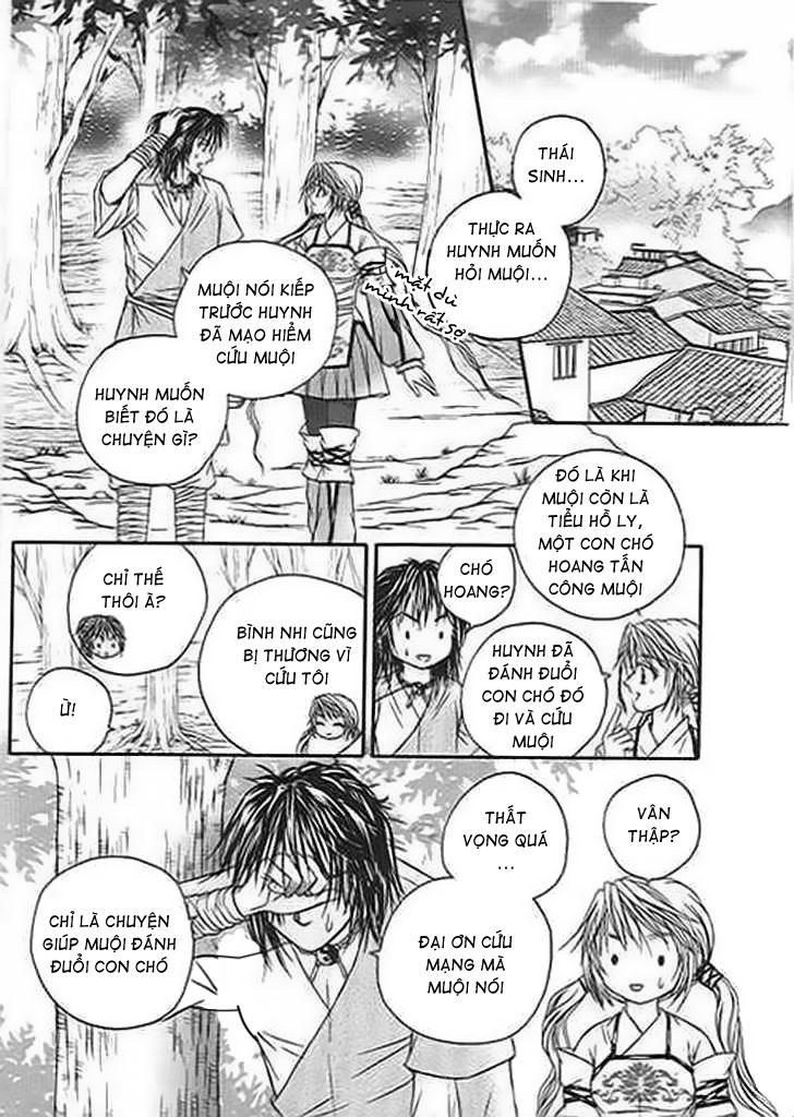Tiên Khúc: Chapter 22
