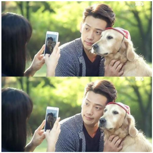 Rain Bi My Lovely Girl / She's So Lovable