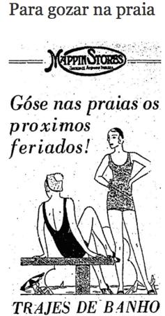 SUGESTÃO DE VERÃO