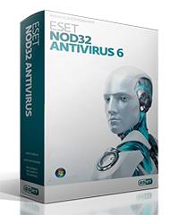 EsetNOD32 Antivirus 6
