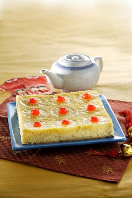 Resep Cake Nanas Apel