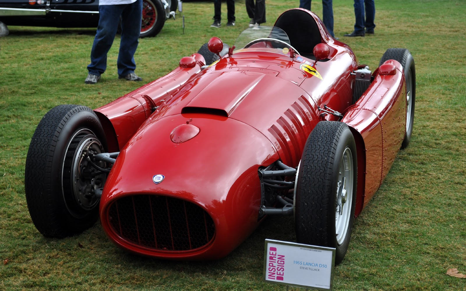 The Revs Institute | 1955 Lancia D50
