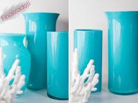 como pintar seus vasos de vidro