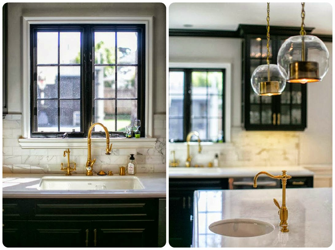 Brass Fixtures | The Twisted Horn