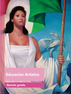 Libro de TextoEducación Artística Quinto grado 2015-2016