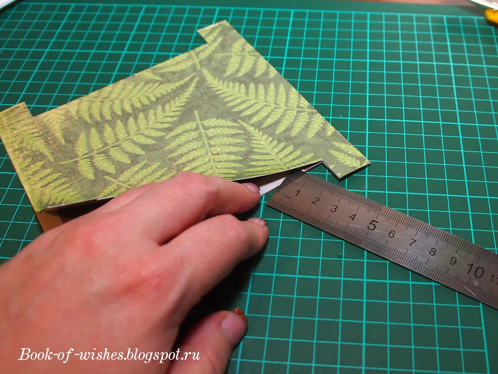 lace book tutorial