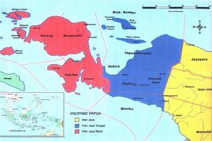 1 Mei 2013, Provinsi Papua Tengah Diharapkan Terbentuk