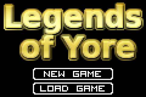 Legends of Yore Full apk - old fashioned RPG