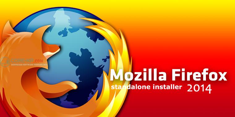 Mozilla Firefox Offline Installer 2014
