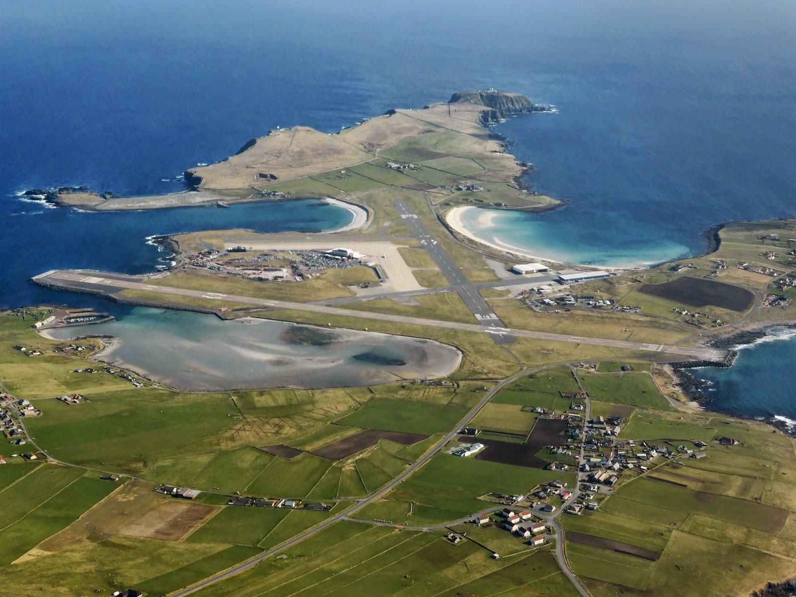 Lerwick Sumburgh Airport Reviews | Lerwick Sumburgh Airport Guide