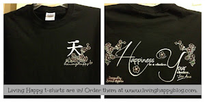 Living Happy T-Shirts