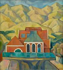 The Pumping Station by Doris Lusk