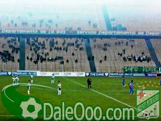 Oriente Petrolero - La Paz FC 0 - Oriente Petrolero 2 - DaleOoo.com web del Cub Oriente Petrolero