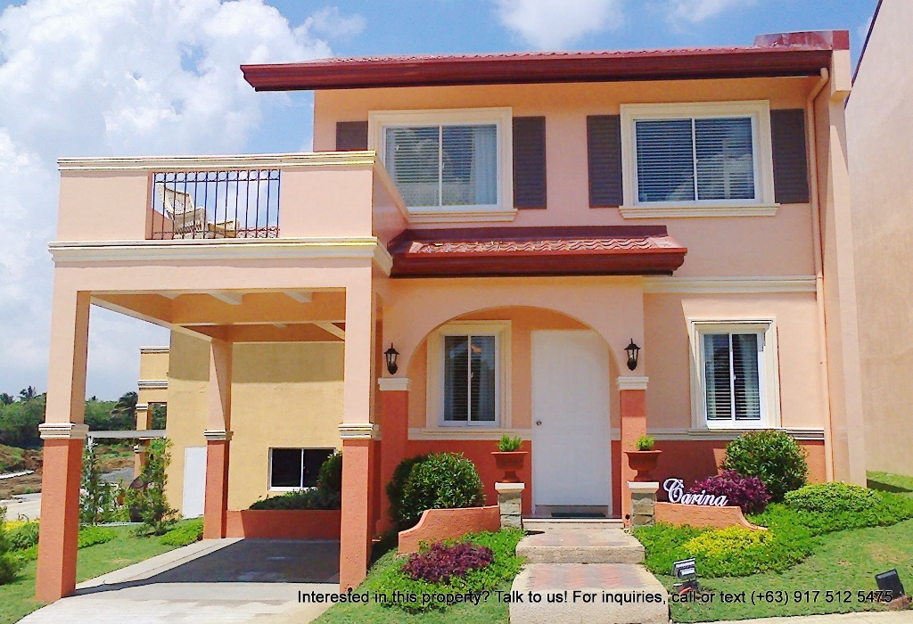 Carina - Camella Carson | House and Lot for Sale Daang Hari Bacoor Cavite