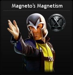 Magneto's Magnetism at Mafia Wars