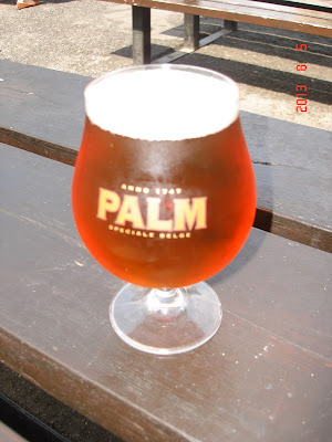 Palm Belgian ale at the Market, Bath