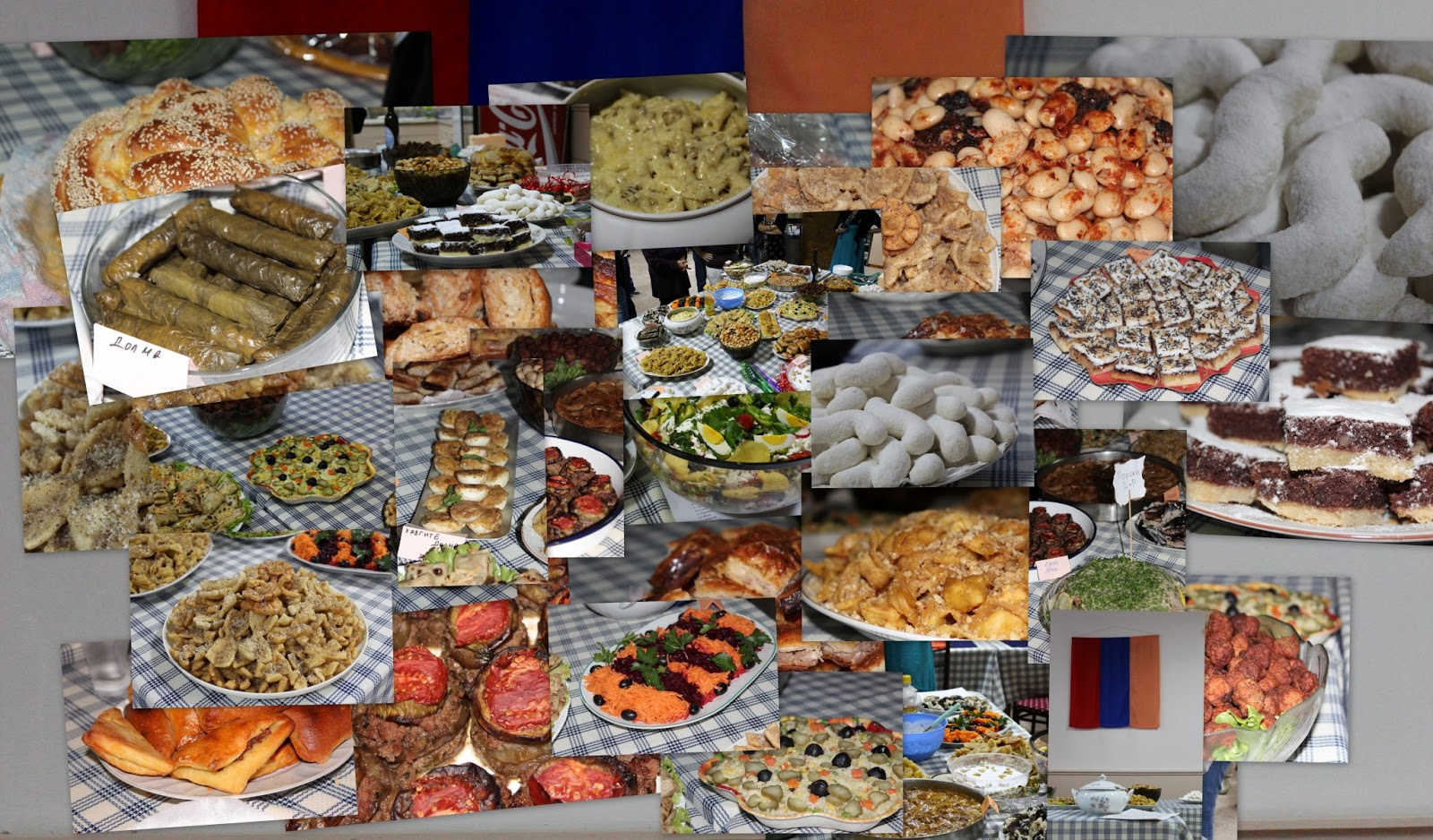 Small local the armenian cuisine and i for Armenian cuisine