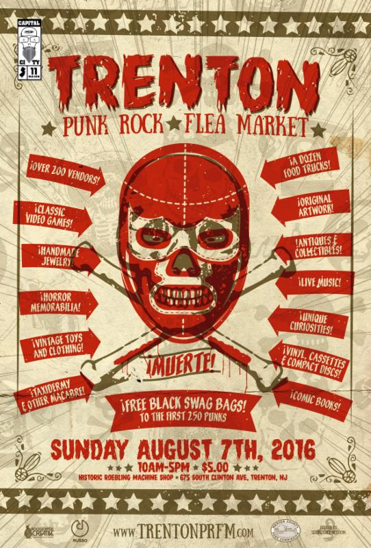 InTheLeopardCloset Selling @ the Trenton Punk Rock Flea Market- Aug 7th!