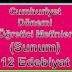 Cumhuriyet Döneminde Öğretici Metinler (Slayt - Sunum)