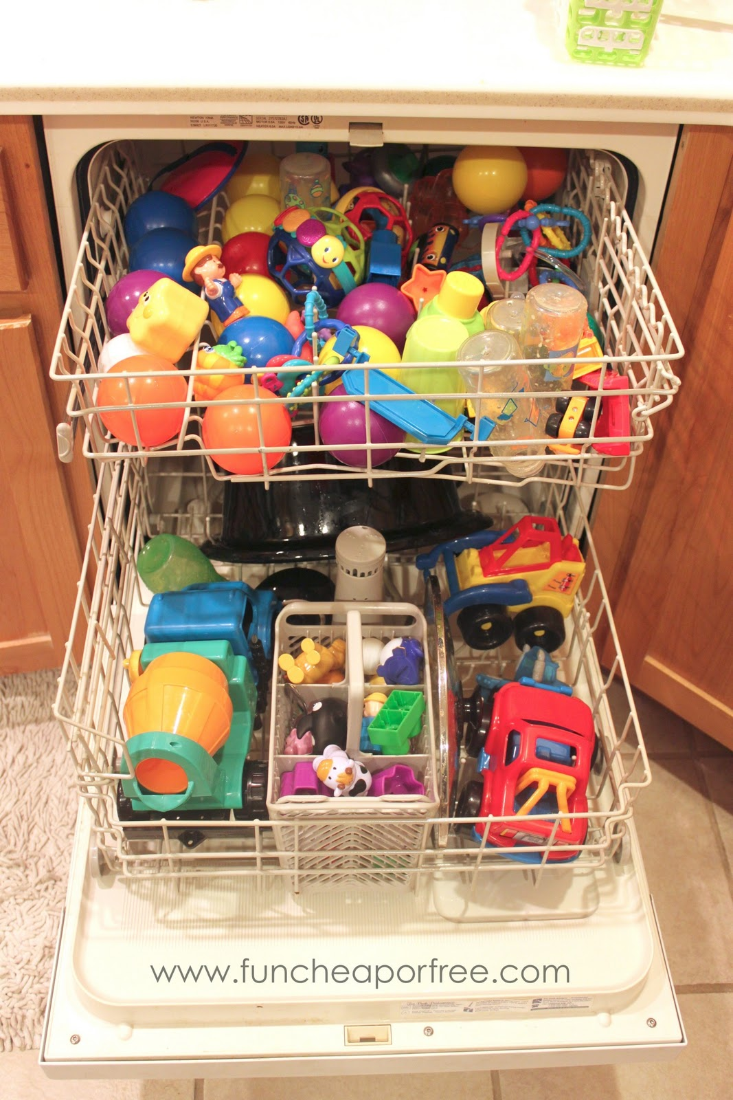 De germ your house with your dishwasher fun cheap or free for Where to buy cheap household items