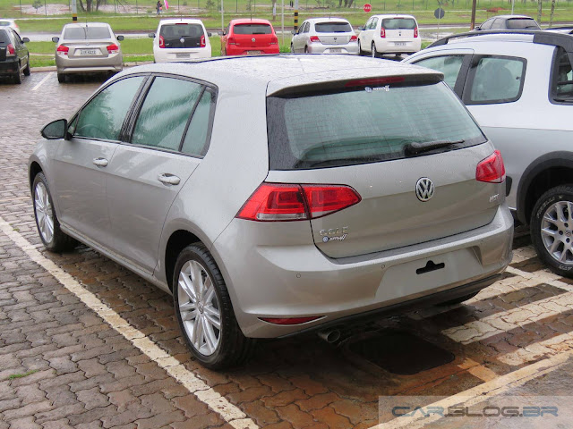 VW Golf 1.6 MSI Flex 2016