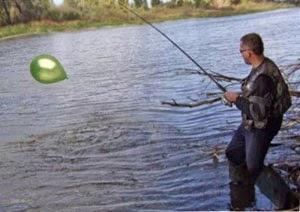 Как ловить щуку на воздушный шарик