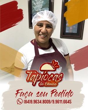 Tapiocas do Estouro - com os melhores recheios da cidade