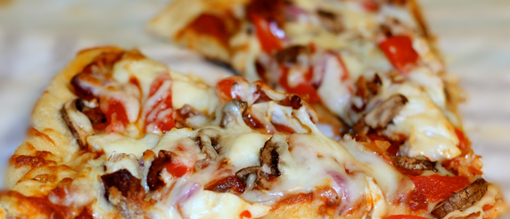 Spicy Chicken Pizza Recipe
