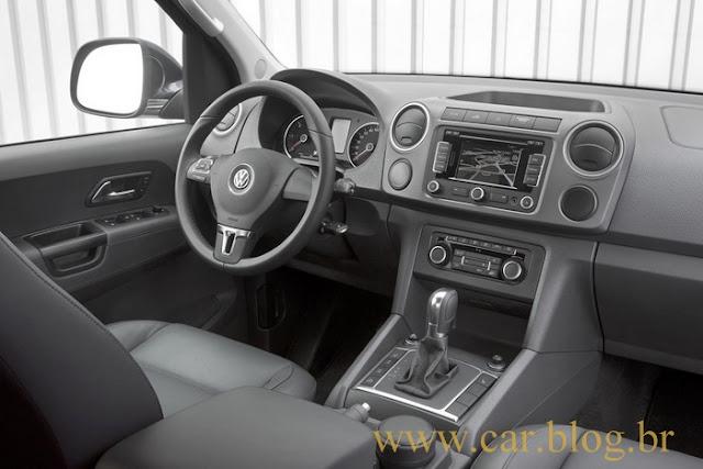 Nova Amarock Automática 2012 - interior