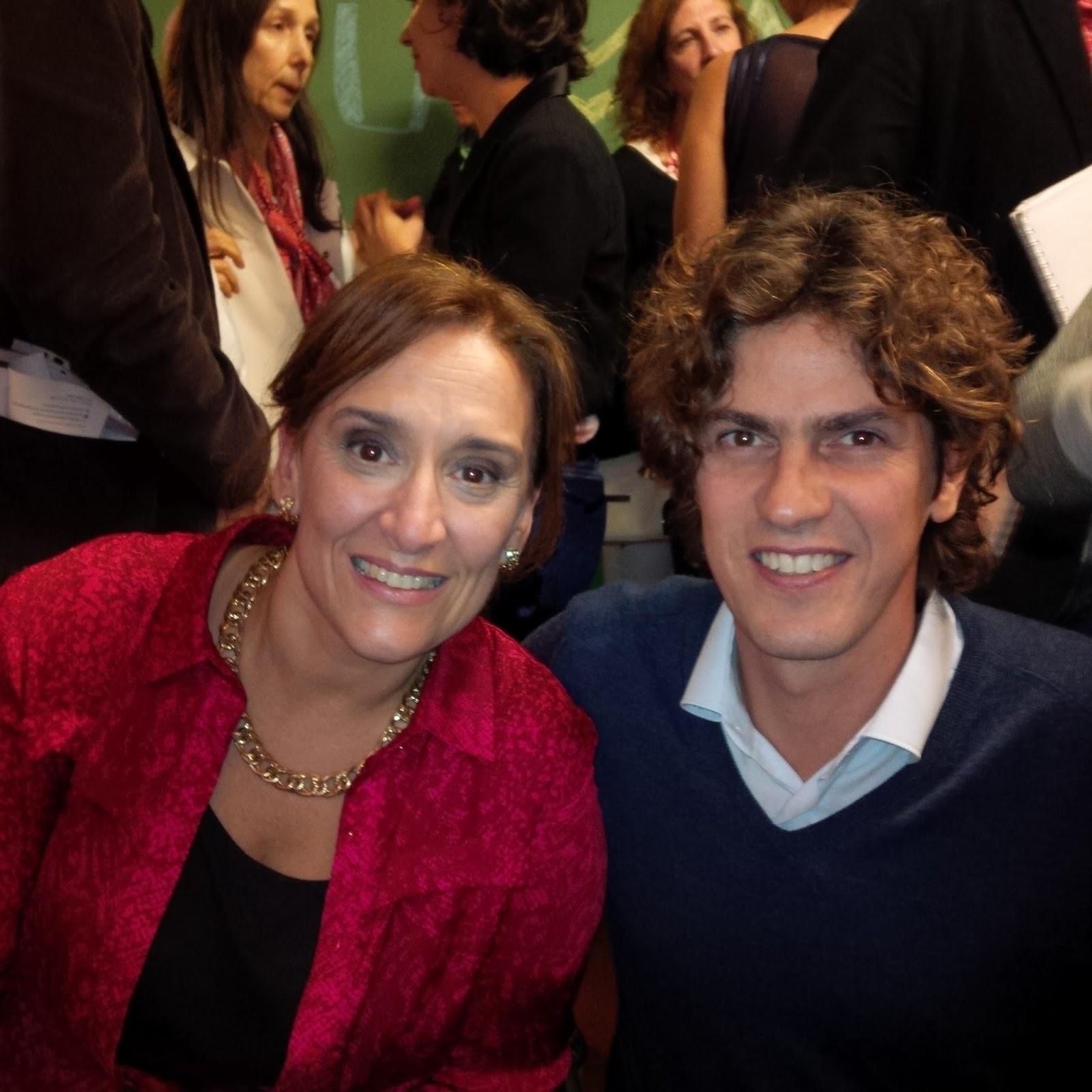 Gabriela Michetti y Martín Lousteau buscan competir por la jefatura porteña
