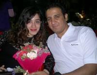 Blogger Aliaa Defecates on IS Flag - e-cloudy™