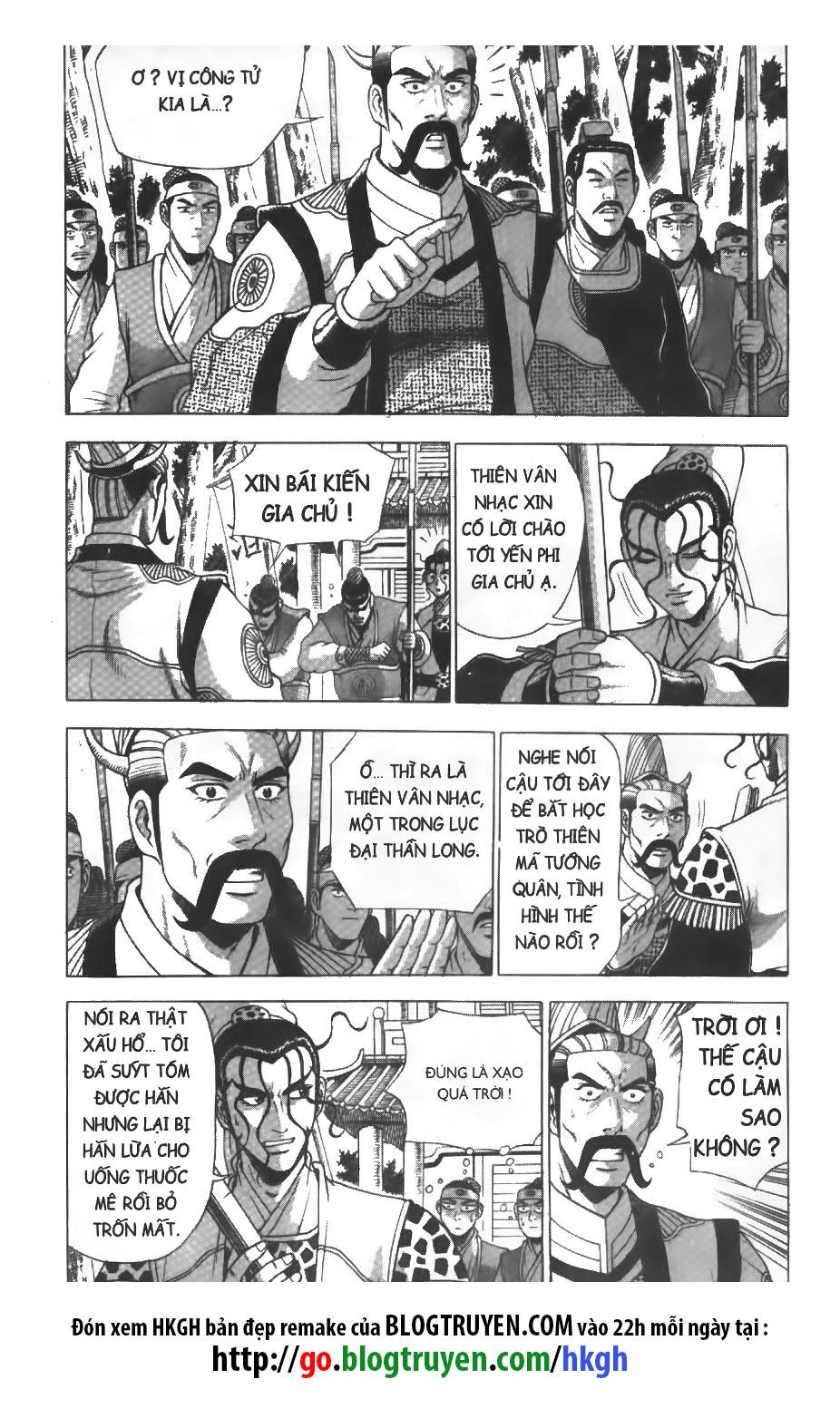 Hiệp Khách Giang Hồ chap 243 Trang 21 - Mangak.info
