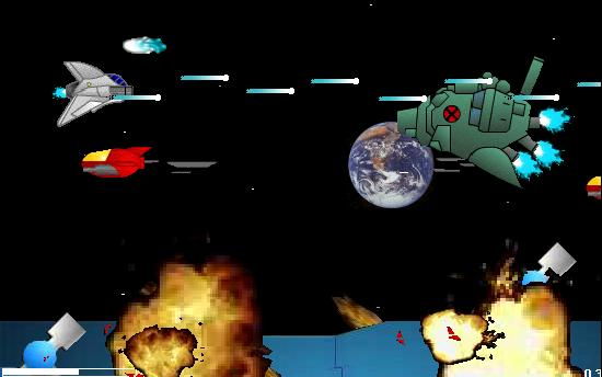 uzay gemisi escapitor oyunu oyna