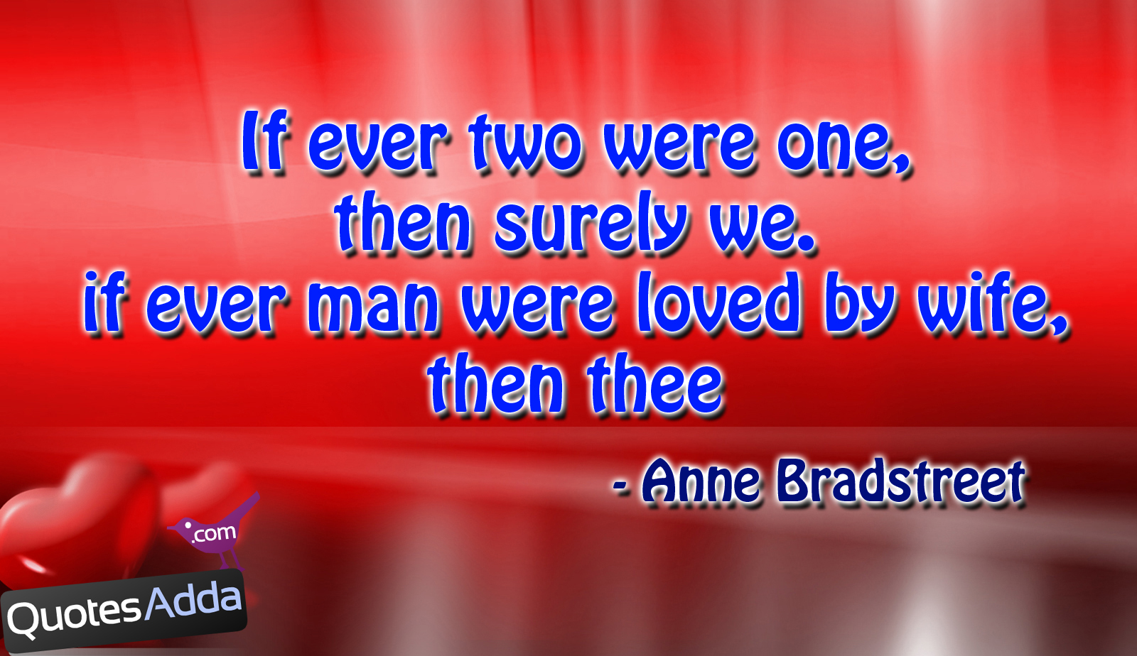 anne bradstreet quotes about love with images quotesadda